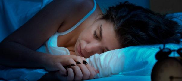 Fem tips för en bättre sömn
